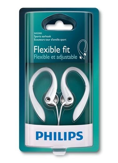 Philips SHS3300WT Kulak Kancalı Kulaklık Beyaz